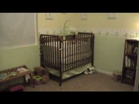 Baby room that works for boy and girl