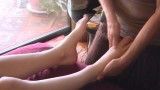 Feet & Foot Massage Therapy: Full Body Pregnancy Massage Techniques How to