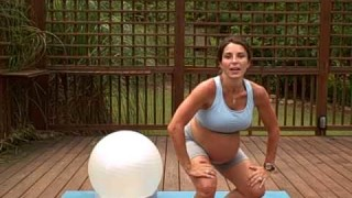 Pregnancy Exercises – Back and Butt