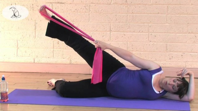 Pregnancy Pilates 1 Hour Work-Out designed by Physiotherapist.