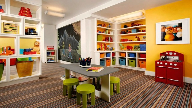 Storage Solutions for Children's Room