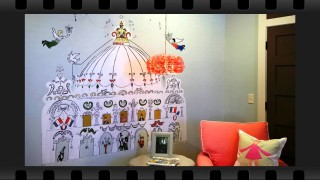 Wall Stickers or Decorating without Commitment | Contemporary Kids' Rooms
